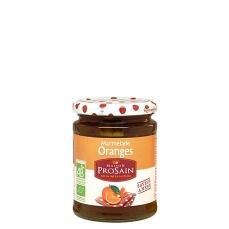 Marmelade d'Oranges Saveur Amère 350g-Maison ProSain