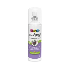 Spray Pediakid Balépou - 100ml - Laboratoire Ineldea