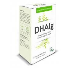 omega 3 vegan DHAlgues