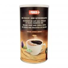 Succédané de café soluble  (aux céréales, fruits et chicorée ) 250g Bio - Pionier
