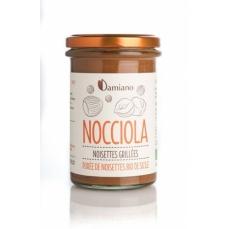 Nocciola Purée de Noisettes Grillées Bio - 275g - Damiano