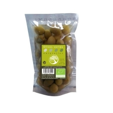 Olives vertes naturelles 150g-Philia
