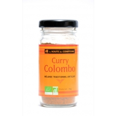 Curry colombo