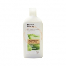 DOUCE NATURE Lait démaquillant hydratant à l'aloe vera bio
