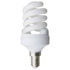 Ampoule à spectre complet de 9-11 watts (spirale - petit culot E14 )