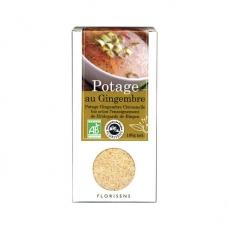 HILDEGARDE DE BINGEN - Potage bio Gingembre Citronnelle 180g