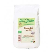 MA VIE SANS GLUTEN - Farine de maïs bio & sans gluten
