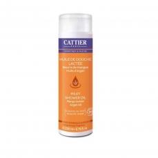 Huile de douche lactée -bio- 200 ml - Cattier