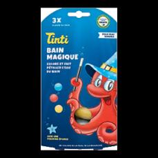 Bain Magique pack de 3 - Tinti