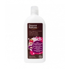 DOUCE NATURE - Mon shampooing douche fruits rouges bio