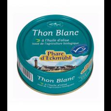PHARE D'ECKMÜHL Thon blanc entier à l'huile d'olive extra bio