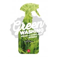 LIVRE - Green washing fabriquer ses produits ménagers
