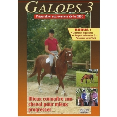 Galops 3  - DVD