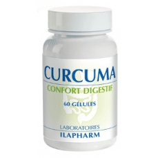 Curcuma- confort digestif