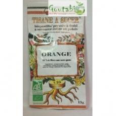 Bio Pastilles Orange Bio