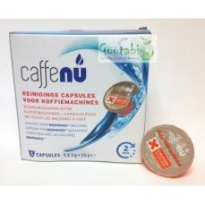 Capsules Nettoyantes pour machines Nespresso