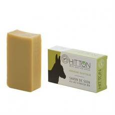 Savon au lait d'ânesse bio - Verveine exotique  HITTON