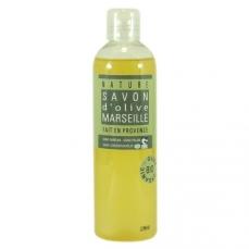 """Gel douche bio nature """"Savon d'olive Marseille""""- 250 ml - Plaisant savons & cosmétiques"""