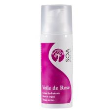 Crème hydratante Voile De Rose - 50 ml