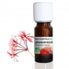 Géranium bio Huiles essentielles 10 ml