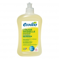 ECODOO - Liquide vaisselle douceur aloe vera