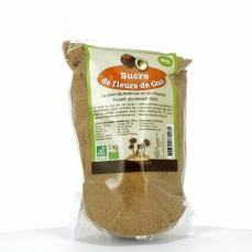 LA MAISON DU COCO - Sucre de fleurs de Coco 1 kg