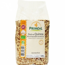 PRIMÉAL - Duo de Quinoa bio & équitable