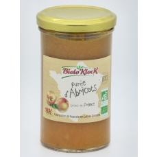 Purée d'abricots - 250g