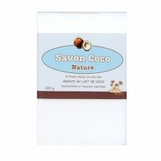 LA MAISON DU COCO Savon à la Coco Nature
