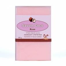 LA MAISON DU COCO Savon Coco / Rose
