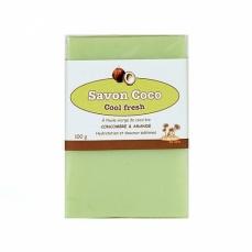 LA MAISON DU COCO - Savon Coco Cool Fresh