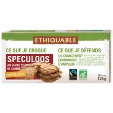 ETHIQUABLE - Speculoos au sucre complet de canne