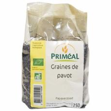 PRIMÉAL - Graines de pavot bio
