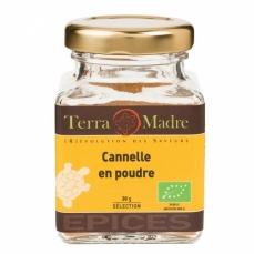 TERRA MADRE - Cannelle en poudre bio