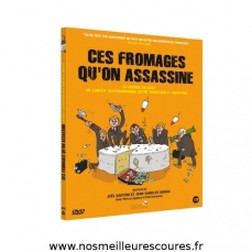 DVD - Ces Fromages Qu'on Assassine De Joël
