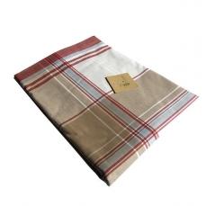 Drap -coton bio-Lit en 90 cm de large- Ligne Quilt ( 180x300 cm )