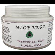 Aloe Vera Premium Gel, feuilles d'argent, 100% naturel - 100G