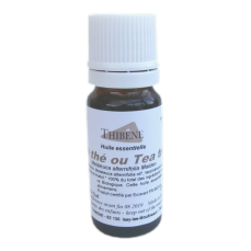 Huile essentielle bio - d'arbre à thé (Tea tree oil) - 10 ml