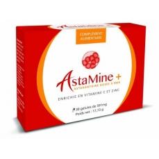 Astamine + antioxydant et régénérant oculaire