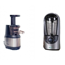 MAXI PACK : Extracteur Carbel CGX-002 + Blender sous vide REMY blanc