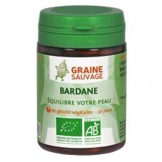 Bardane BIO - Graine sauvage - 60 gélules