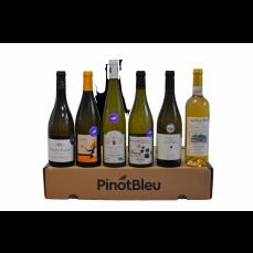 Coffret de 6 vins blancs Bio - Coffret Blancs