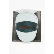 Gant d'exfoliation et d'épilation Bleu Clair/gris