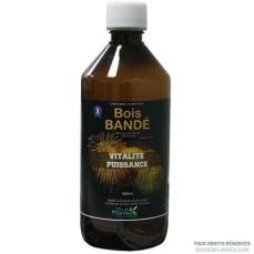 Bois bandé - bouteille de 500ml