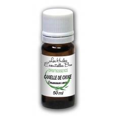 Huile essentielle Cannelle de chine 50 ml BIO DROMESSENCE