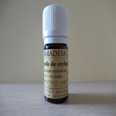 huile essentielle BIO cannelle de ceylan (écorce) 5 ml