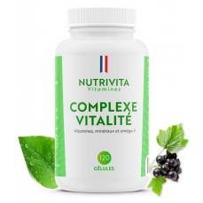 Complexe Vitalité - pot de 120 gélules