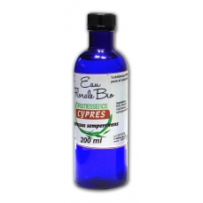Hydrolat (ou eau florale) Cypres 200 ml BIO DROMESSENCE