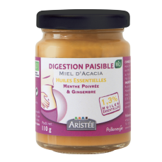 Miel essentiel digestion paisbible BIO - 110 gr