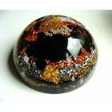 Demi Sphere Shungite Tres Grand Modele